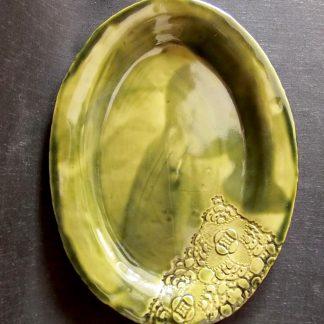 tanjur/tacna / Ceramic plate